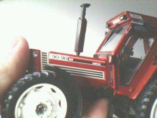 mon fiat 90-90 fini  en fines  roues  avec  un nouveau echapement