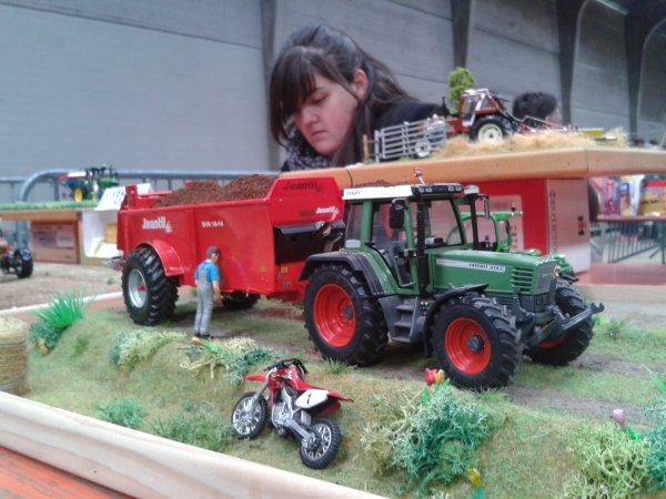 mes dios a l'expo de Froidmont