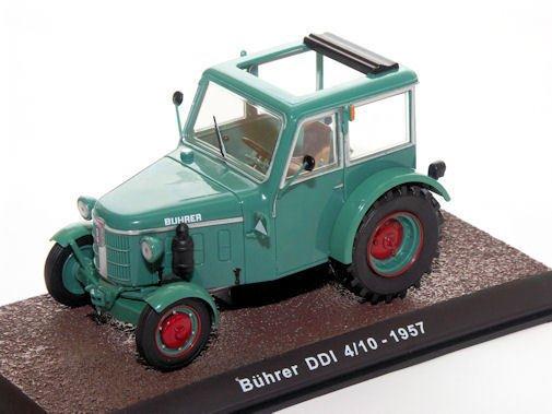 a vendre 20euros : BUHRER DDI 4/10 1957 modèle neuf en boite édition Atlas au 1 /32 éme ( vendu )