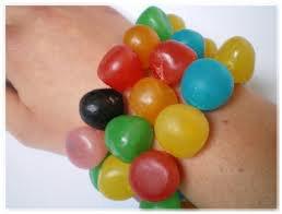 bracelet bonbon