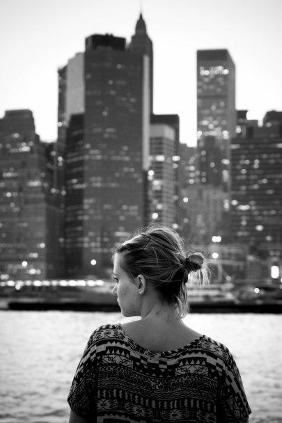 New York Black & White Portraits