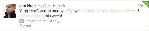 Molly Quinn ♥ ~ Twitter ♥ ~ Nathan Fillion ♥ ~ Info saison 5 ♥