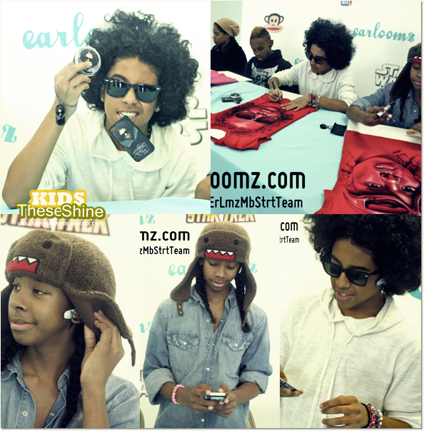 » Mindless Behavior à Earloomz.