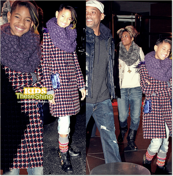 » Willow Smith à New York !