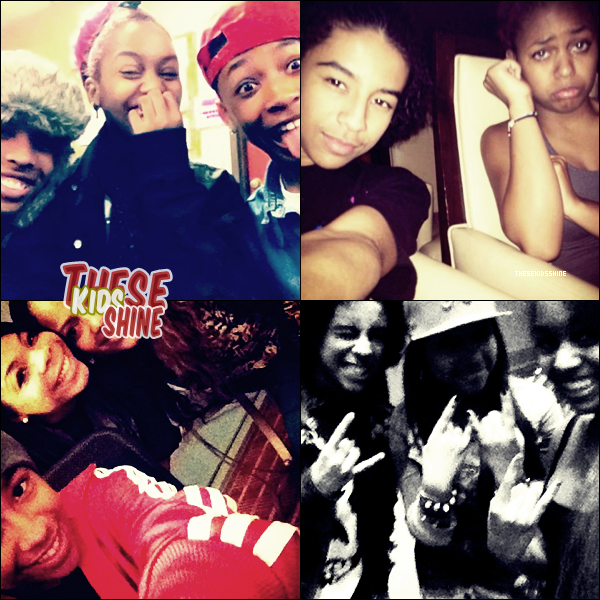 » Mindless Behavior & Friends.