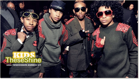 » Mindless Behavior au Soul Train Awards 2011  !