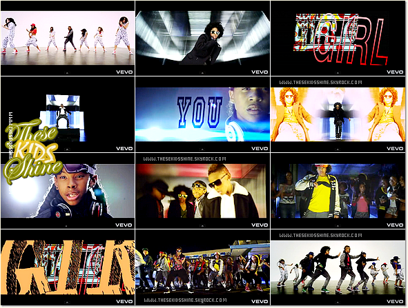 » Music.Video. Mindless Behavior - Girls Talkin' Bout !