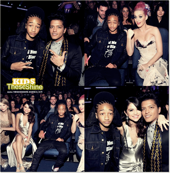 » Jaden Smith aux American Music Awards 2011 !