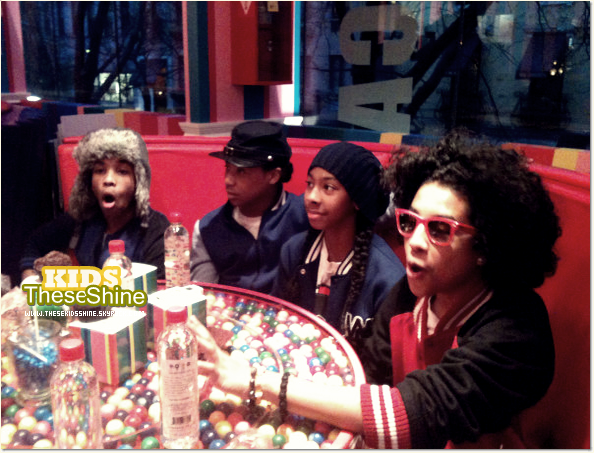 » Willow Smith - Thinking About You (cover) + Mindless Behavior's photos.