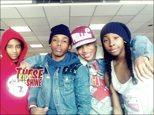 » Mindless Behavior.