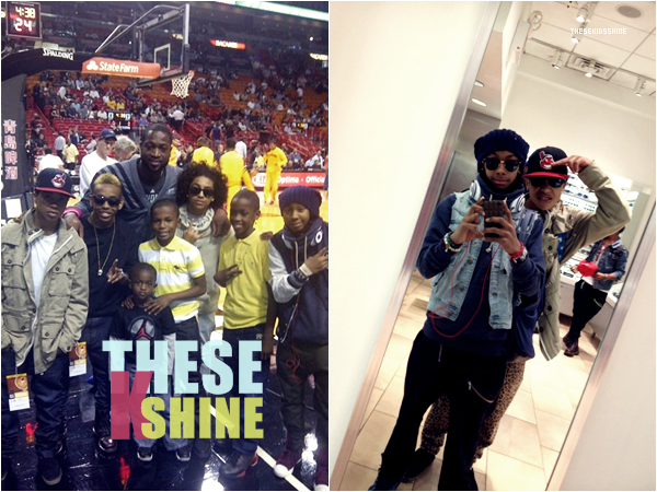 • MINDLESS BEHAVIOR IN MIAMI •