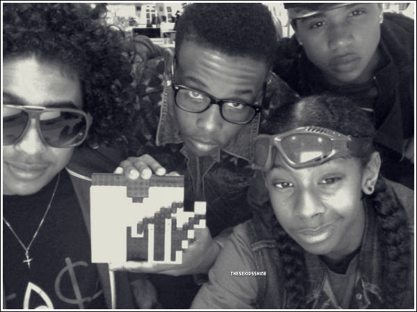 • •MB WITH MTV UK ••