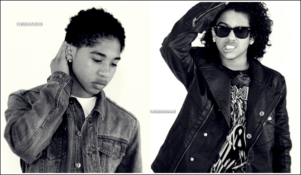• MINDLESS BEHAVIOR WITH CAMBIO ••