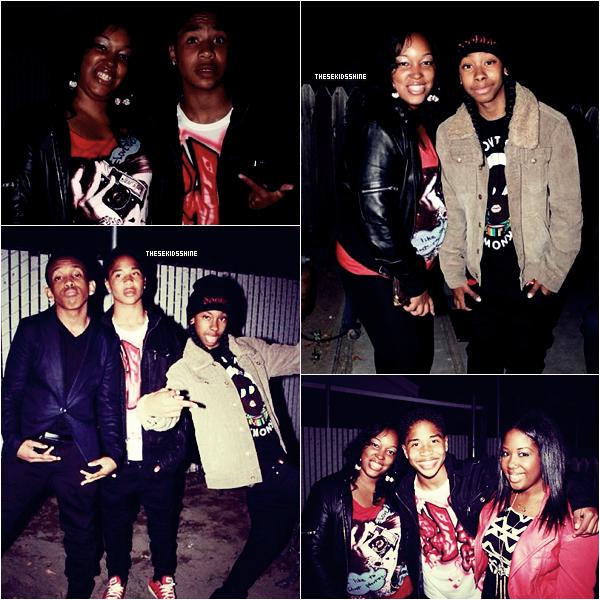 Découvrez des photos datant de la fête d'anniversaire de Roc ( 21 avril 2012 ).