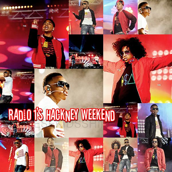 Juin 2012 Découvrez des photos de Minldess Behavior (sans Ray Ray) sur scène lors du Radio 1's Hackney Weekend il y a quelques jours à Londres. vidéo