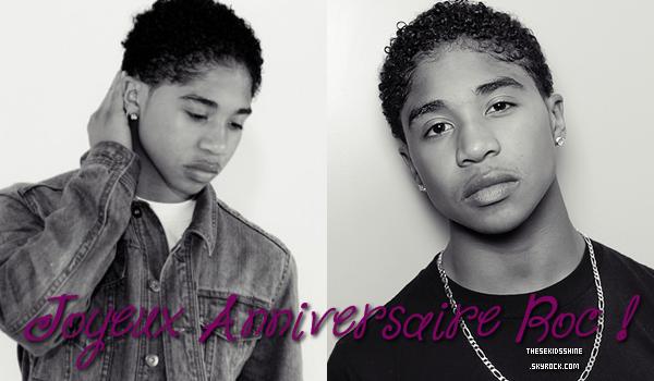23.07.2012C'est en ce lundi 23 juillet que Roc Royal fête ses 15 ans. Joyeux Anniversaire Roc !