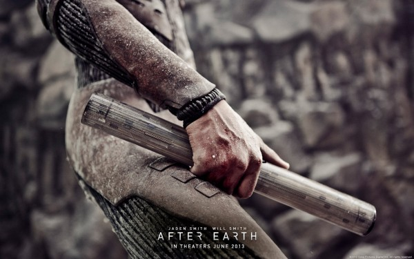 » Rattrapage des news. After Earth  // 05 Juin 2013