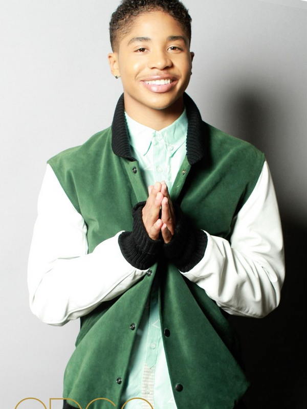 » Nouveauté.   Photoshoot de Mindless Behavior  pour le Edge Magazine. // Printemps 2013