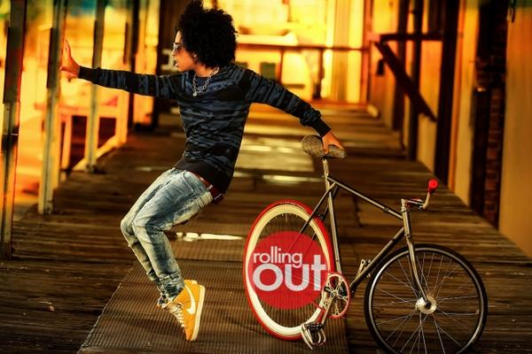 » Nouveauté.   Photoshoot Mindless Behavior - Princeton  pour le magasine Rolling Out. // 2013