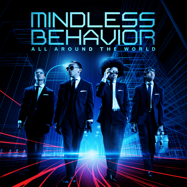 » Nouveauté.   Ecoute l'album All Around The World de Mindless Behavior..