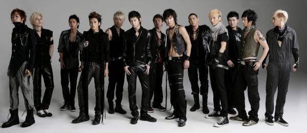 Fiche artiste : Super Junior