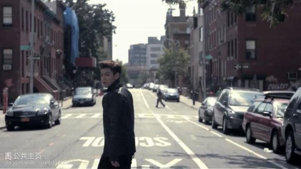 """T.O.P 「Calvin Klein Jeans """"Brooklyn Boy""""」"""