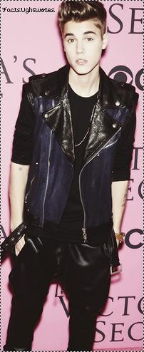 Justin Bieber. ♕