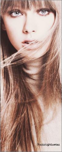 Taylor Swift. ♕