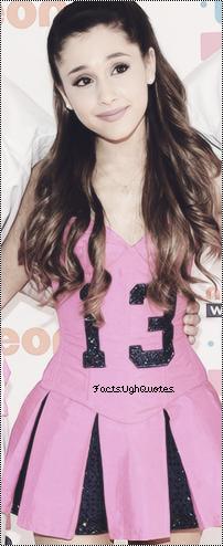 Ariana Grande. ♕