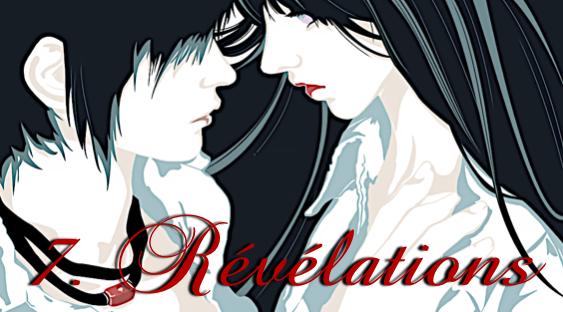 VII - Révélations