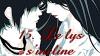 XV - Le lys s'incline