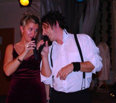 12 Novembre 2011 Soirée Cabaret pour les 10 ans des Espoirs de Demain