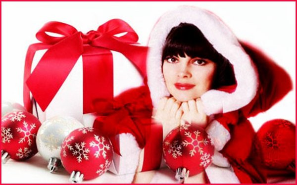 Mireille Mathieu - Bon Nadal!