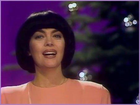 Mireille Mathieu chante Noël ddr-fernsehen
