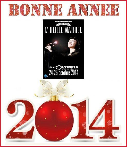 MM Site officiel - Bonne Année 2014!!!