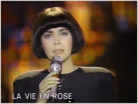 Mireille Mathieu - La Vie En Rose & Paris En Còlere (live)
