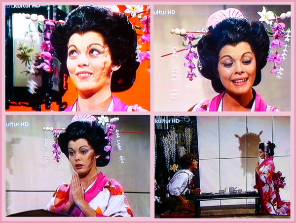 Mireille Mathieu & Michael Schanze - Sprachprobleme 1973