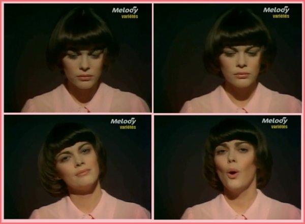 Mireille Mathieu - Deux Petits Chaussons De Satin Blanc (1974)
