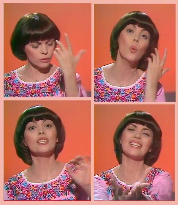 Mireille Mathieu - Monsieur Pagnol (1980)