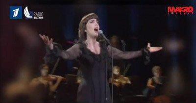 Vidéo promo - Mireille Mathieu 8 марта в Арена Рига!
