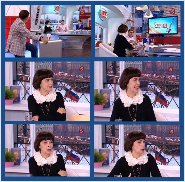 Mireille Mathieu - vidéo - Interview (minute 1.14)