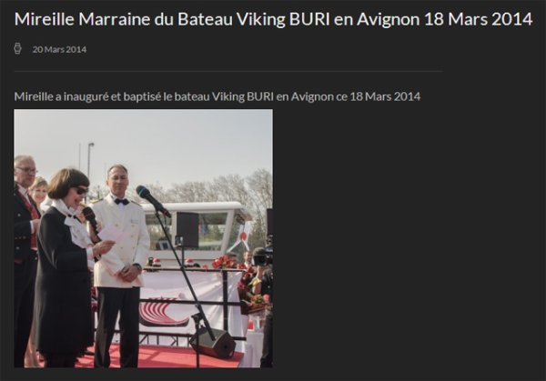 Mireille Mathieu - Avignon Mars 2014