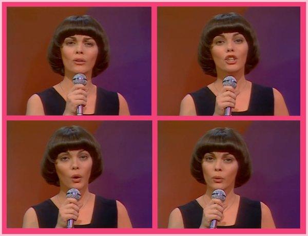 Mireille Mathieu - La Prière (1973)