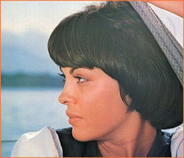 Mireille Mathieu 1973