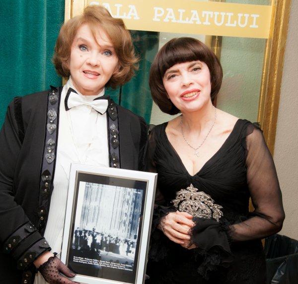 Margareta Paslaru 56 de ani de la debut