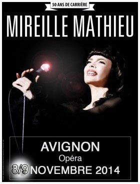 MM Concerts à Avignon 2014