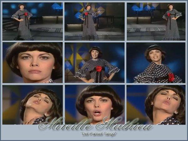 """Mireille Mathieu - """"Der Pariser Tango"""""""