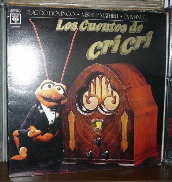 Los cuentos de Cri-Cri (versión original en español)