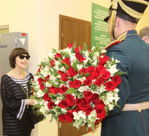MIREILLE MATHIEU - MOSCOU 2014