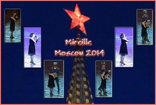 MIREILLE - MOSCOU 2014